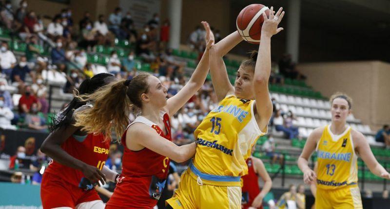 Жіноча збірна України U-16 програла на старті Єврочеленджера: фотогалерея