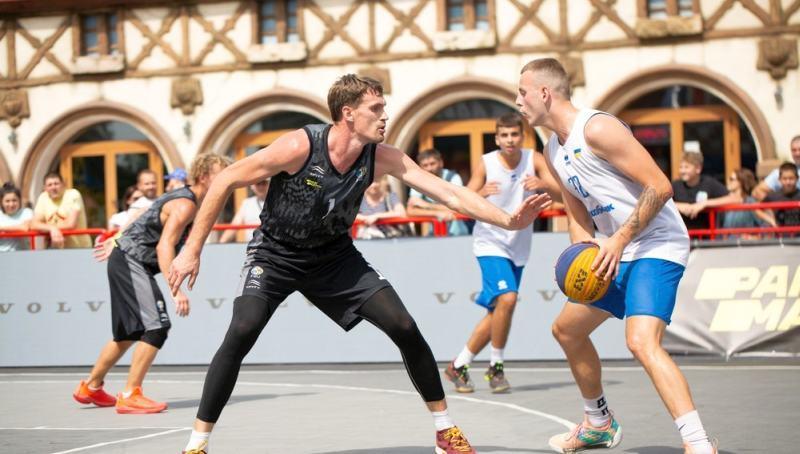 9 тур чемпіонату України з баскетболу 3х3: розклад матчів
