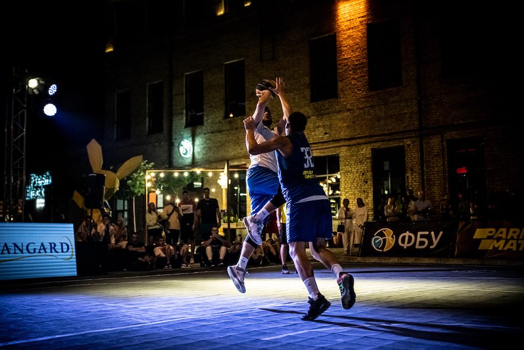 В Києві пройшов 9-й етап ЧУ 3х3: фотогалерея баскетбольного івенту на фестивалі Білі Ночі