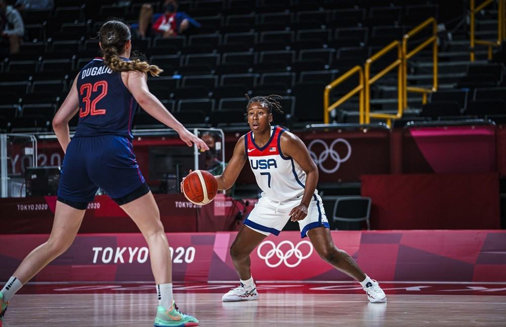 Олімпійська чемпіонка у складі збірної США зіграє за Прометей у наступному сезоні Суперліги
