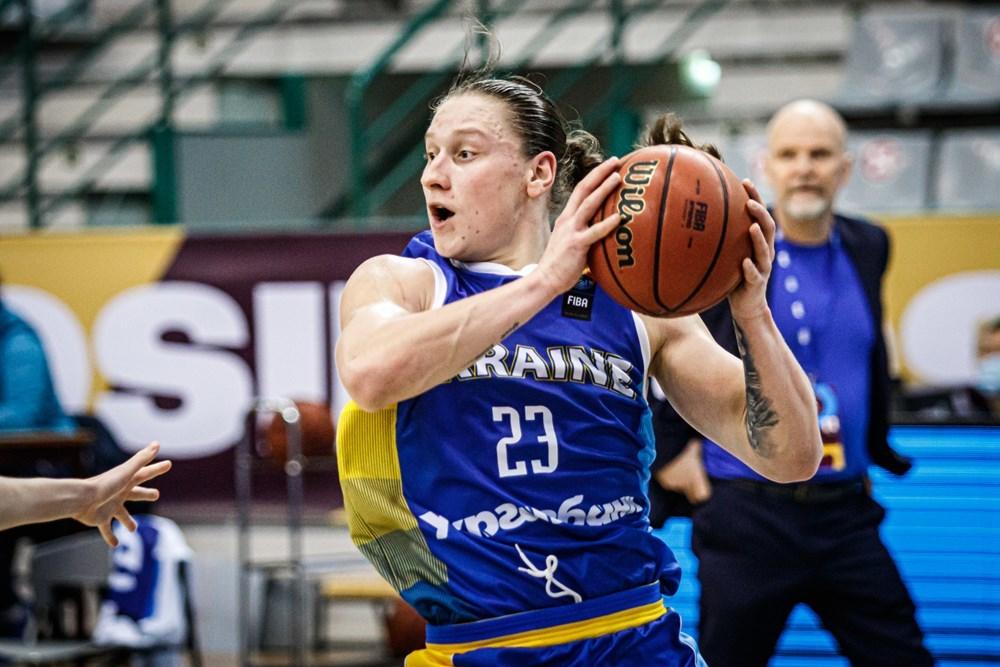 Жіноча збірна України дізналася суперників по групі кваліфікації на Євробаскет-2023