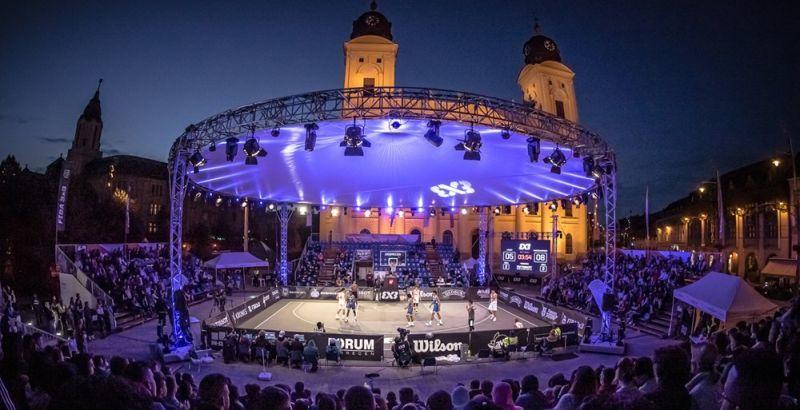 Юніорський чемпіонат світу 3х3: онлайн відеотрансляція чвертьфіналу