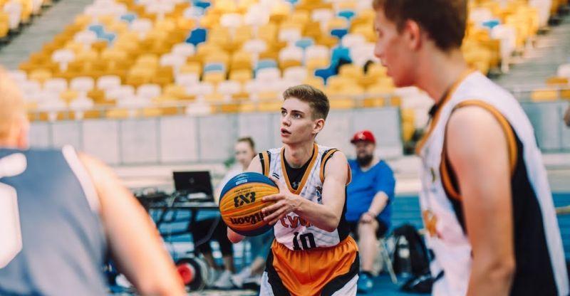 Кубок України та юнацький чемпіонат 3х3: онлайн відеотрансляція 28 серпня