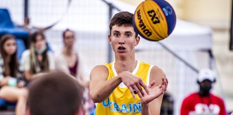 Чоловіча збірна України U-18 завершила виступи на чемпіонаті світу 3х3