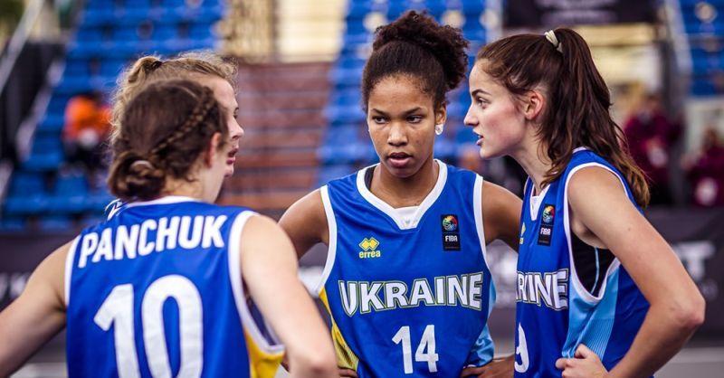 Жіноча збірна України U-18 поступилася в чвертьфіналі чемпіонату світу 3х3