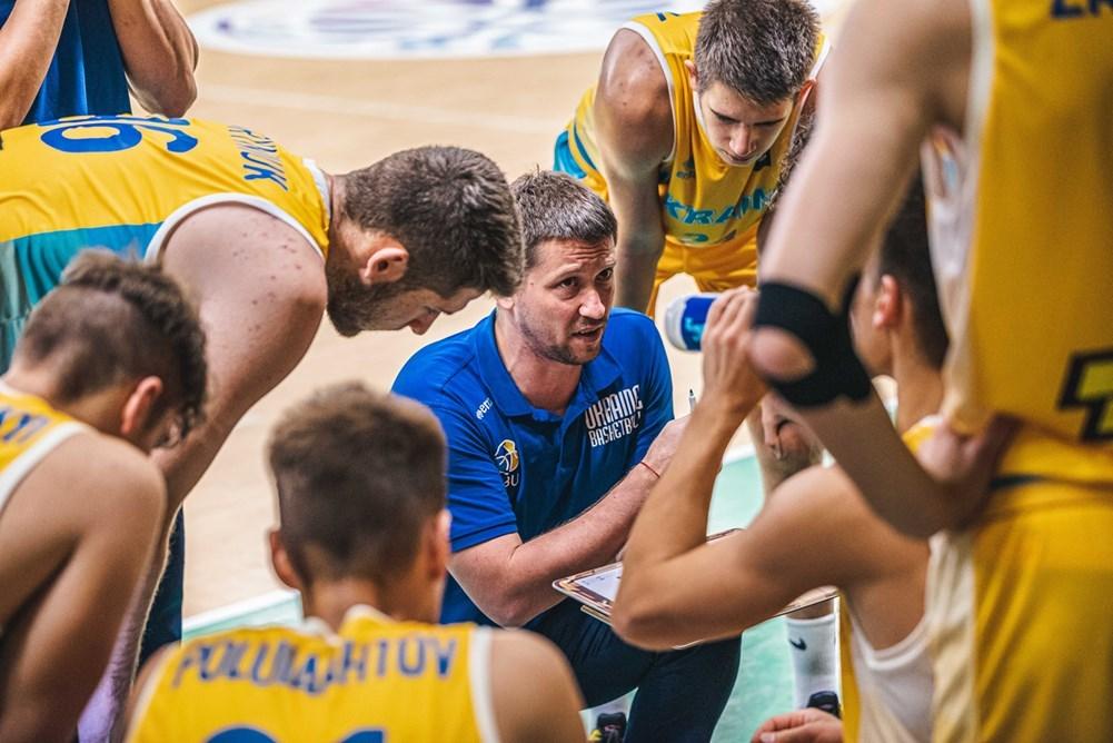 Дмитро Забірченко: на Єврочеленджері важливі і ігрова практика, і результат