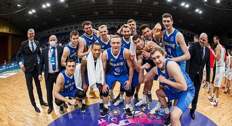 Збірна України отримала суперників у кваліфікації чемпіонату світу-2023