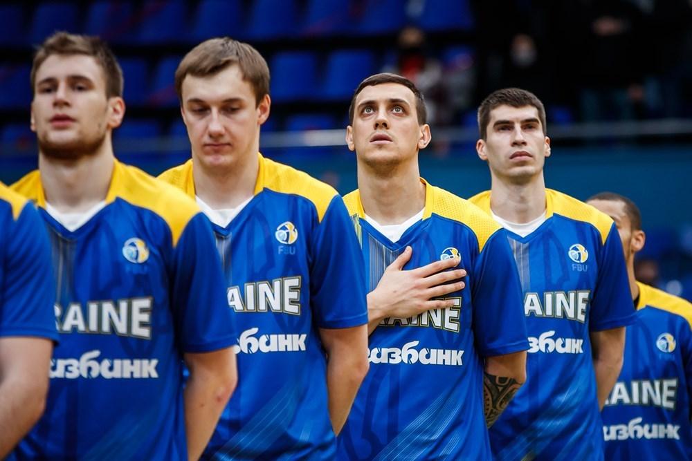 Визначився розклад матчів збірної України у відборі на ЧС-2023