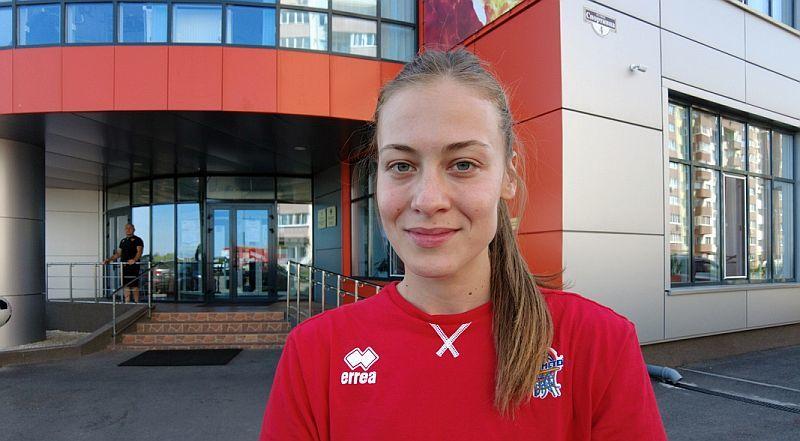 Ніколіна Бабіч: головна мета в Прометеї – чемпіонство та вдалий виступ у Єврокубку ФІБА