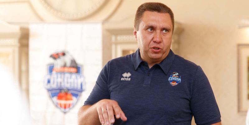Валерій Плеханов: задоволений грою Харківських Соколів на турнірі в Запоріжжі