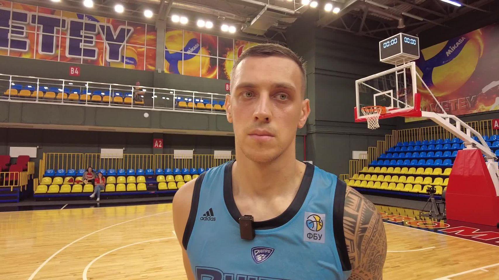 В'ячеслав Бобров: Київ-Баскет тримав нас у швидкому нападі, не дав забити легкі очки