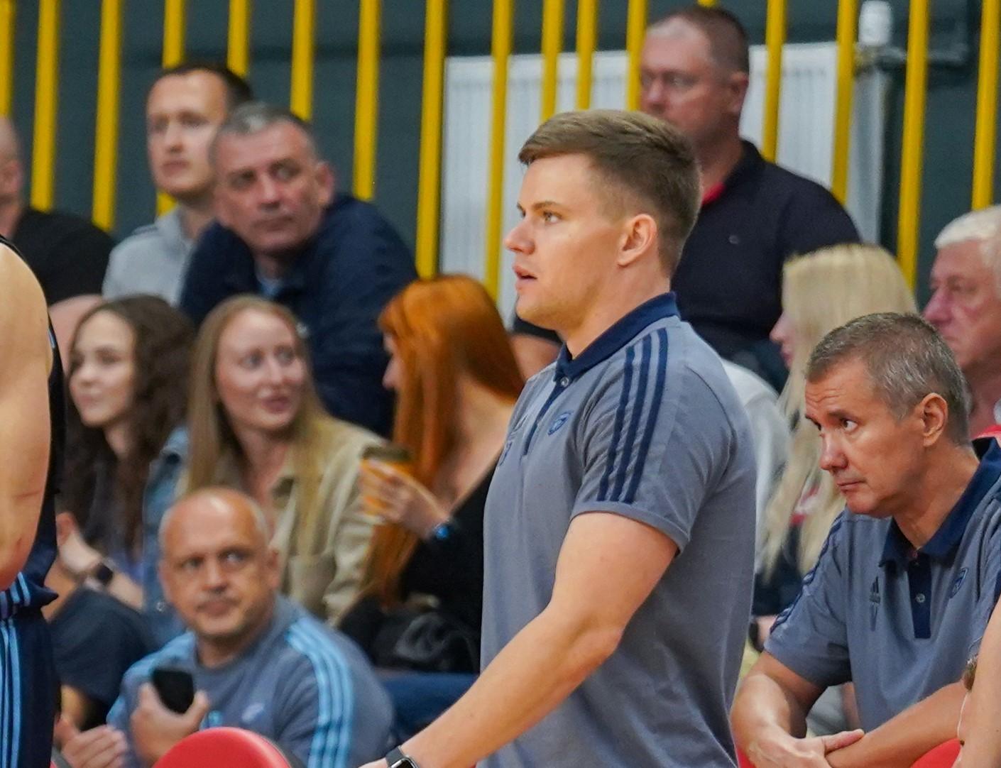 Дмитро Болдаєв: На наступному турнірі Дніпро покаже набагато кращу гру