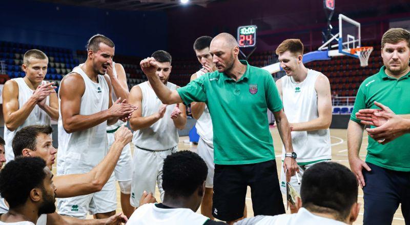 Станіслав Овдєєнко: вдячний баскетболістам Запоріжжя за бойовий характер