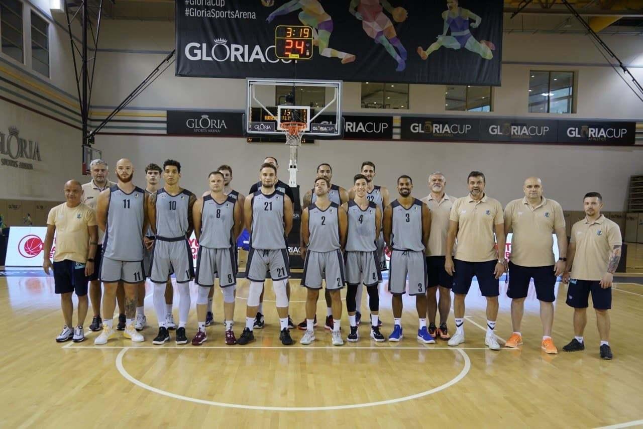 Як Будівельник готується до Суперкубку України-2021: відео матчів турніру в Туреччині
