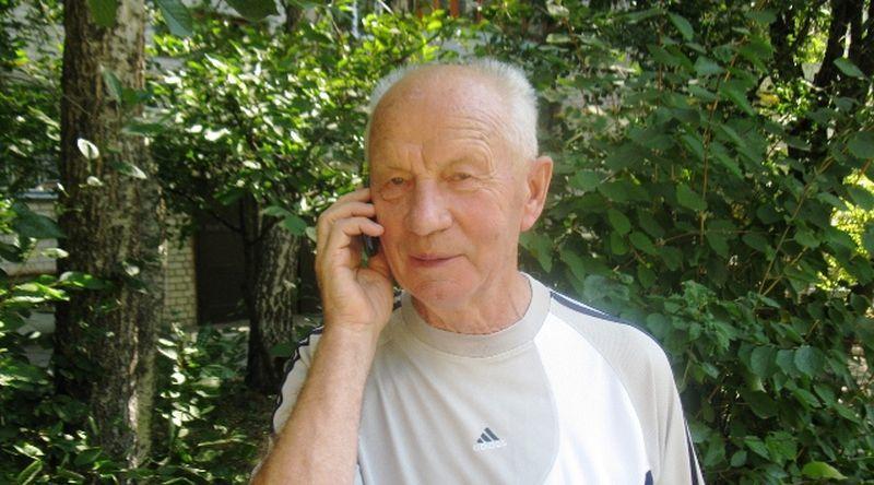 Вітаємо з 90-річним ювілеєм Георгія Дмитровича Демба