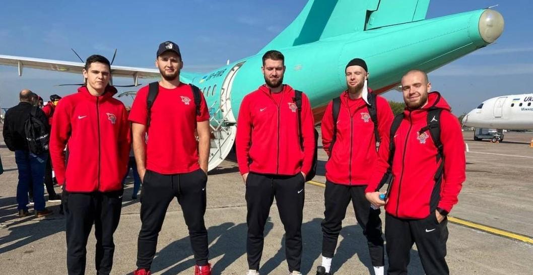 Прометей відправився у Болгарію на матчі Ліги чемпіонів