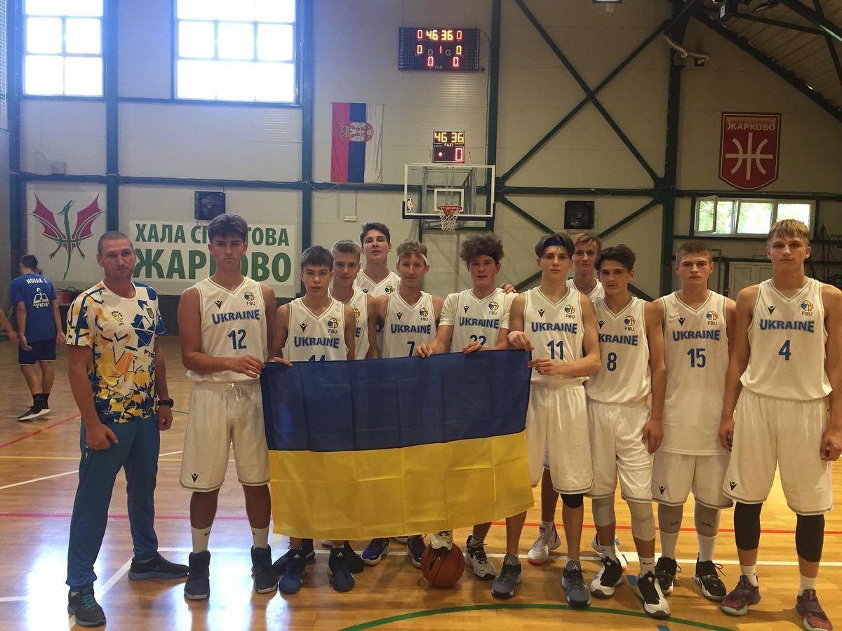 Збірні України з перемог стартували на Всесвітніх учнівських іграх