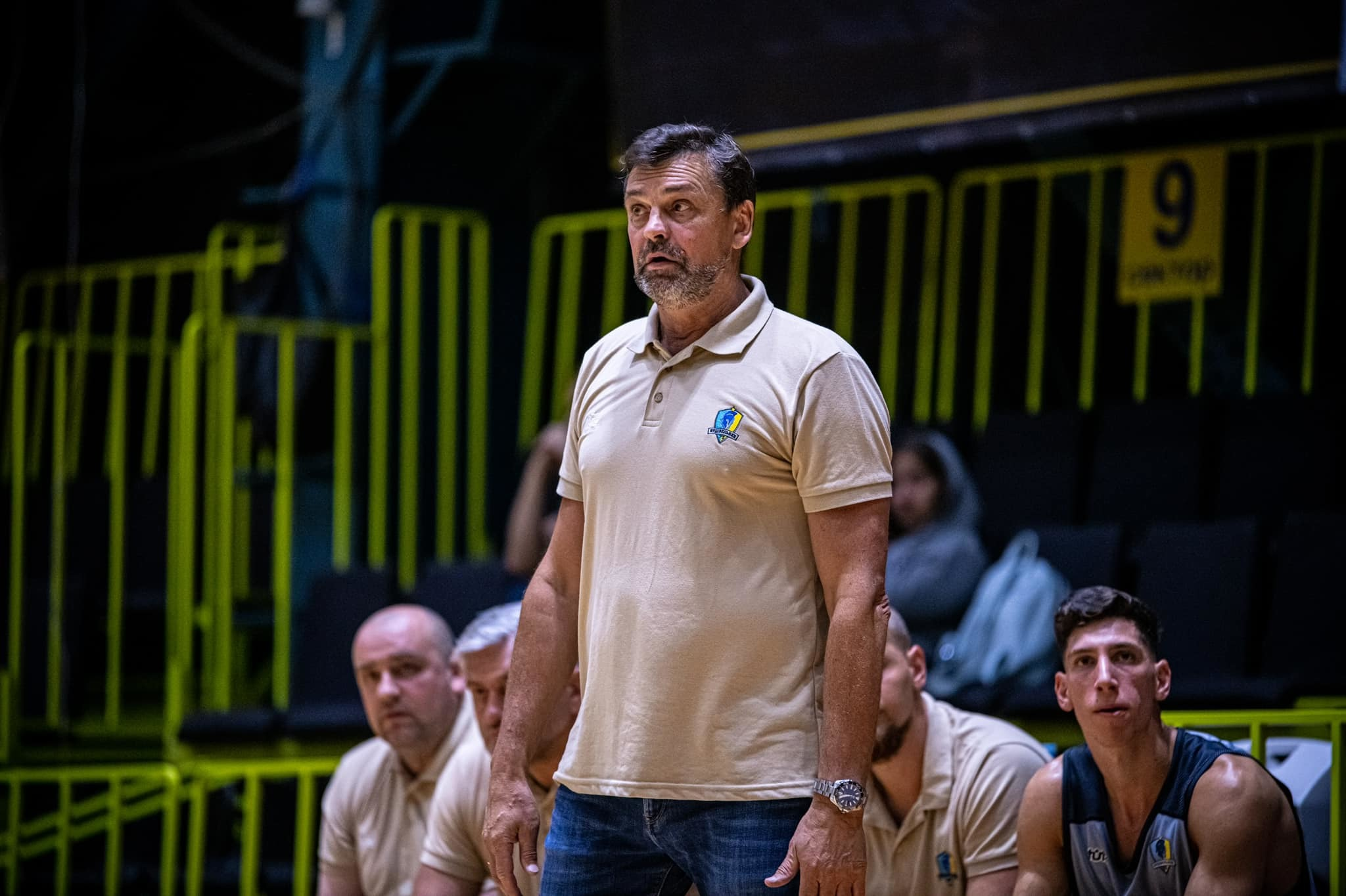 Ігорс Міглініекс: до гри за Суперкубок треба підійти у хорошій формі