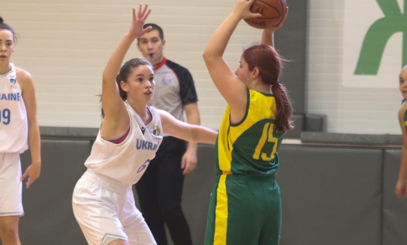 Українські баскетболістки змагатимуться за золото Всесвітніх учнівських іграх