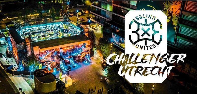 Челенджер 3х3 в Утрехті: онлайн відеотрансляція 19 вересня