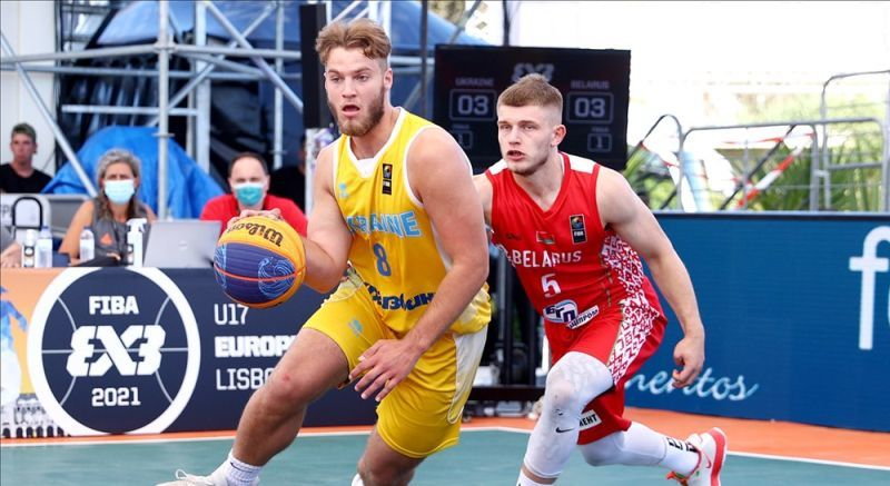 Збірна України U-17 перемогла бронзового призера чемпіонату світу в чвертьфіналі ЄвроБаскета 3х3: відео вирішальної атаки