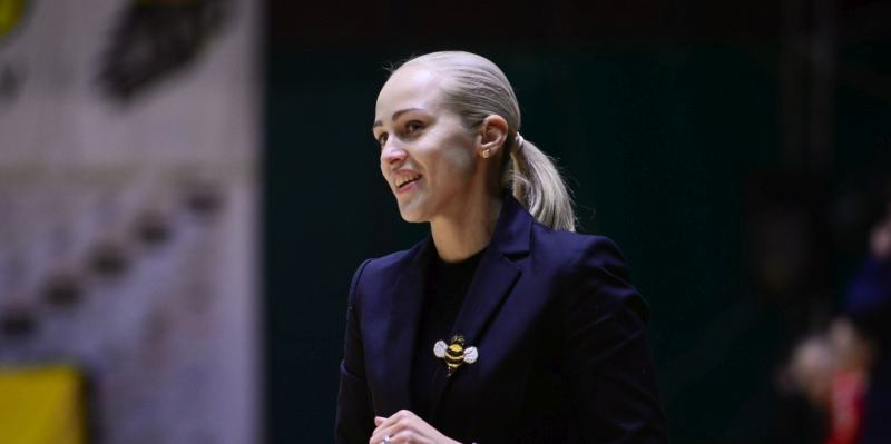 Інна Кочубей: Будівельник хоче йти вперед — за медалями
