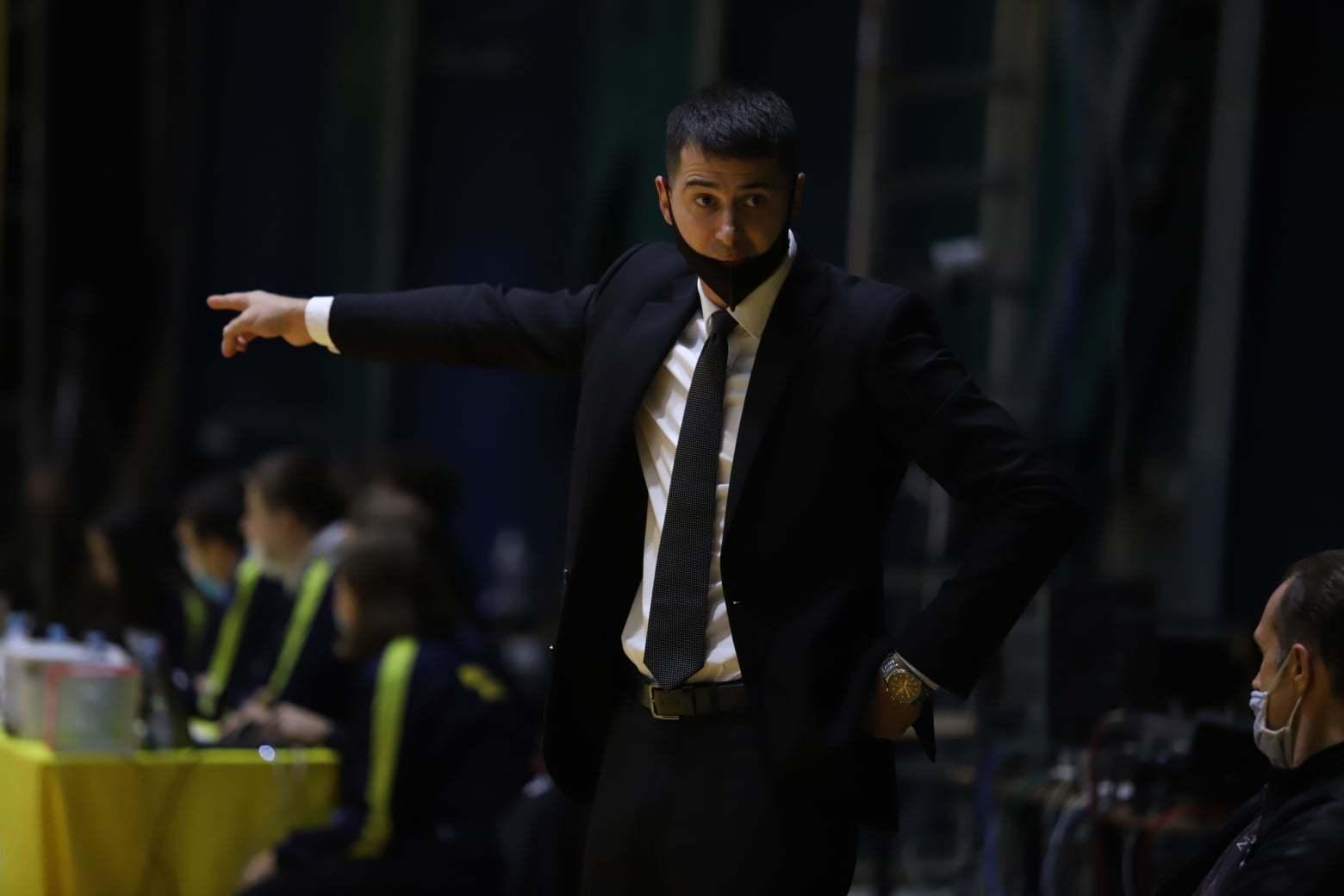 Артем Сліпенчук: ми маємо йти від гри до гри, намагатися вигравати кожен матч