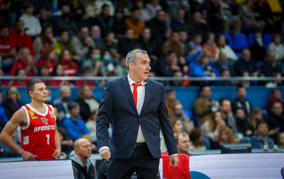 Ронен Гінзбург: гра за Суперкубок - ознака хорошої якості українського баскетболу
