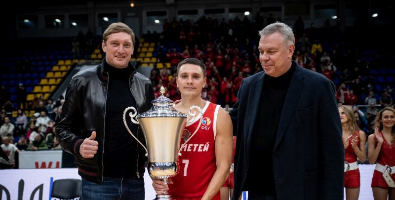 Сергій Ліщук: український баскетбол стає яскравим та конкурентним