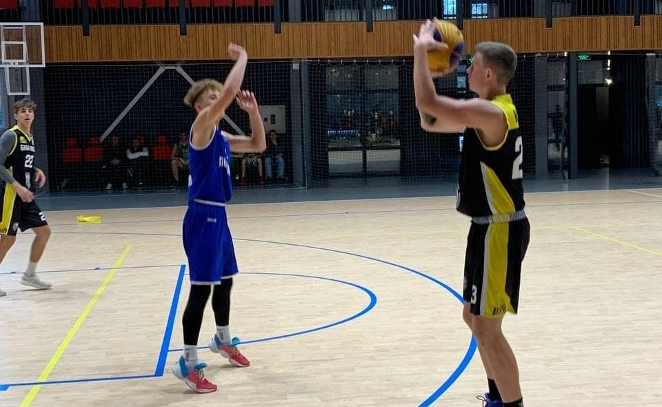 У Бучі стартував перший тур чемпіонату України з баскетболу 3х3 серед юніорів U18
