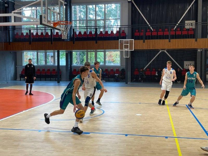 У Бучі стартував другий етап чемпіонату України 3х3 серед юніорів U-18