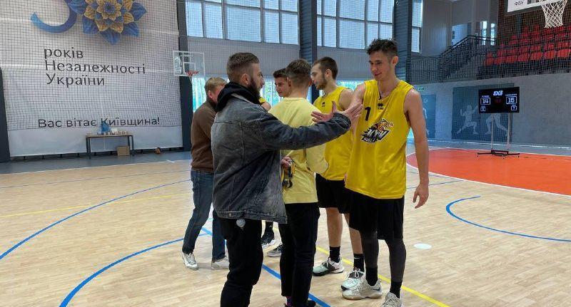 Визначилися переможці 3 туру юнацького U-18 чемпіонату України 3х3