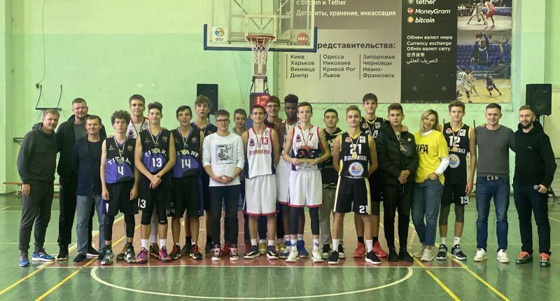 У Харкові зіграно матчі юнацького чемпіонату України 3х3