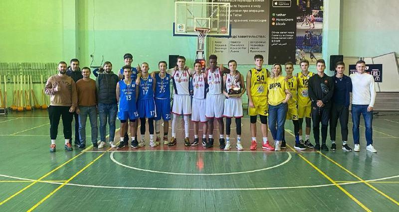 Визначилися переможці етапів юнацького чемпіонату України 3х3