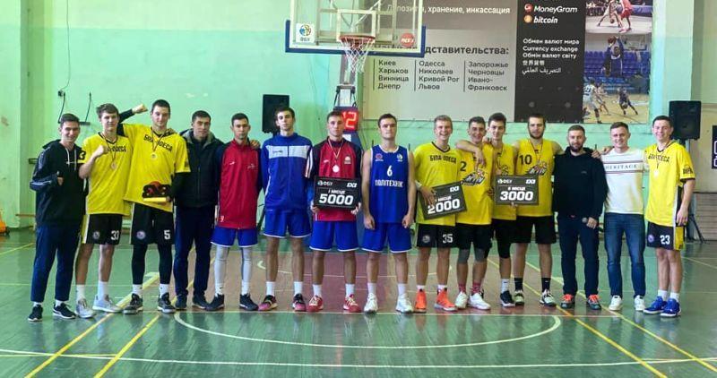 Відбулися матчі 6 етапу чемпіонату України 3х3 U-18