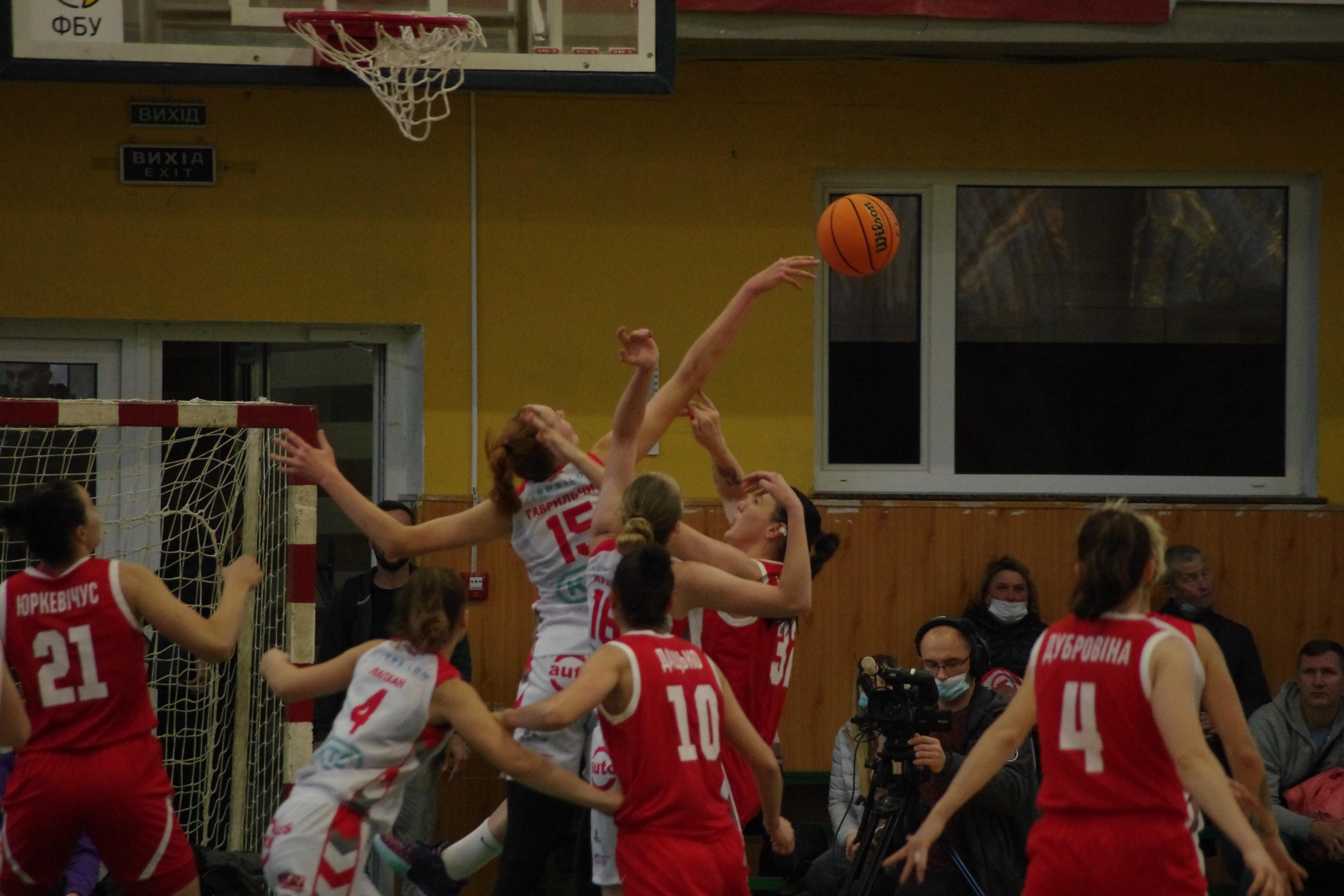 Прометей та Київ-Баскет продовжили свої переможні серії до 6 матчів поспіль