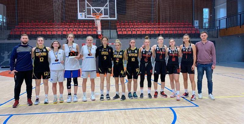 Зіграно матчі 5 етапу юнацького чемпіонату України 3х3