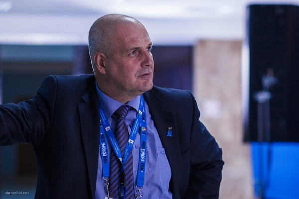 Драбіковський: в Україні баскетбол є іміджевим проектом