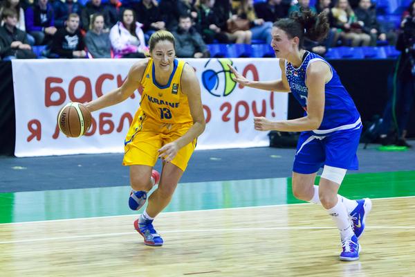 Запрошуємо на великий баскетбольний день на головній спортивній арені України