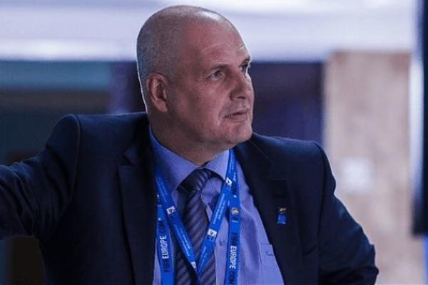 Володимир Драбіковський: у ФБУ амбітні плани
