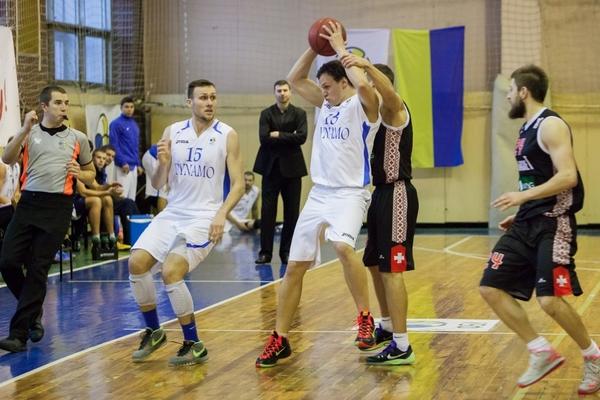 ДИНАМО – ВОЛИНЬБАСКЕТ-WOG - 91:63: відео матчу Кубка України
