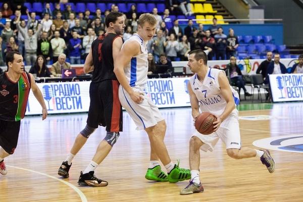Баскетбол для гурманів знову у Києві: хто ближчий до чемпіонства