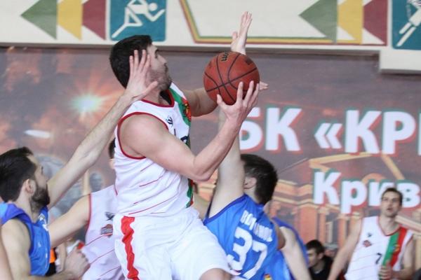 Переконлива перемога Кривбасу над БІПою: фотогалерея матчу