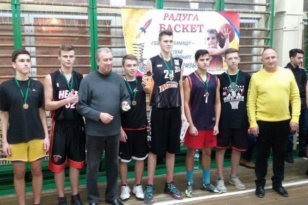 Фінали Шкільної баскетбольної ліги Харкова