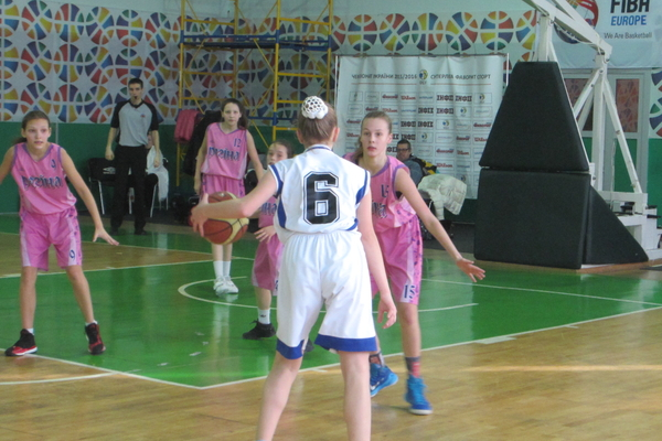Дівочий баскетбол: коли мрії збуваються. Фотогалерея