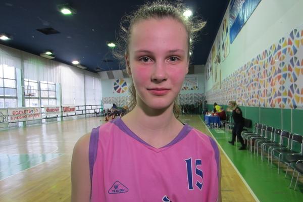 Олександра Семенчук: люблю баскетбол і українську мову