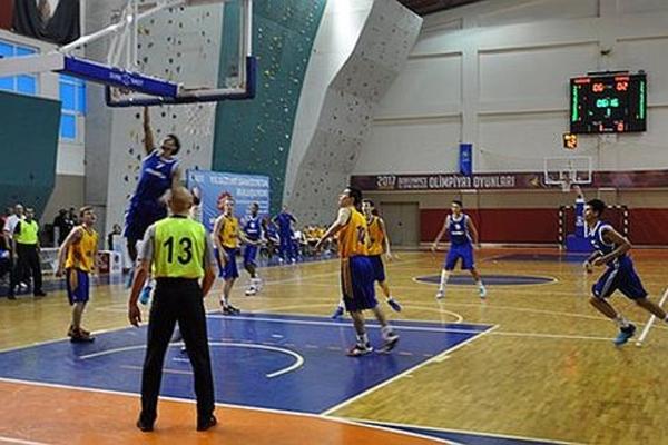 Збірна України програла третій матч у Туреччині