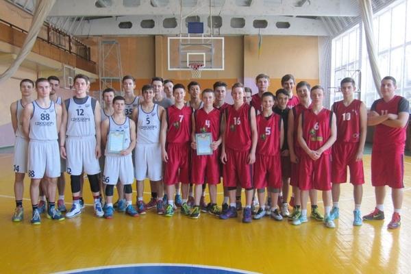 Шкільна баскетбольна Спартакіада Дніпропетровщини