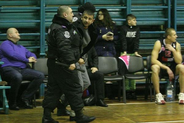 БІПу оштрафовано за поведінку вболівальників на 12 тисяч гривень