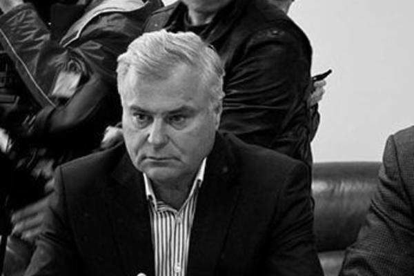 Трагічно загинув Борис Малецький